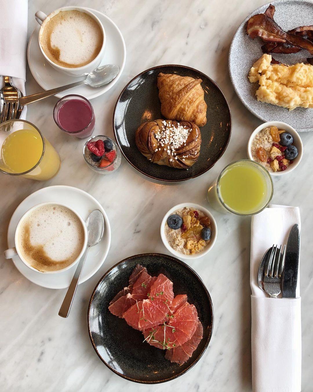 Флэтлэй завтрака